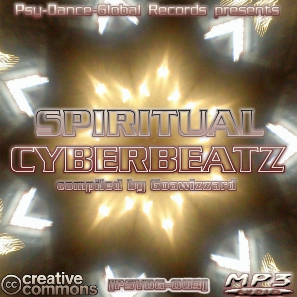 V.A - Spiritual Cyberbeatz [PSYDG-003]