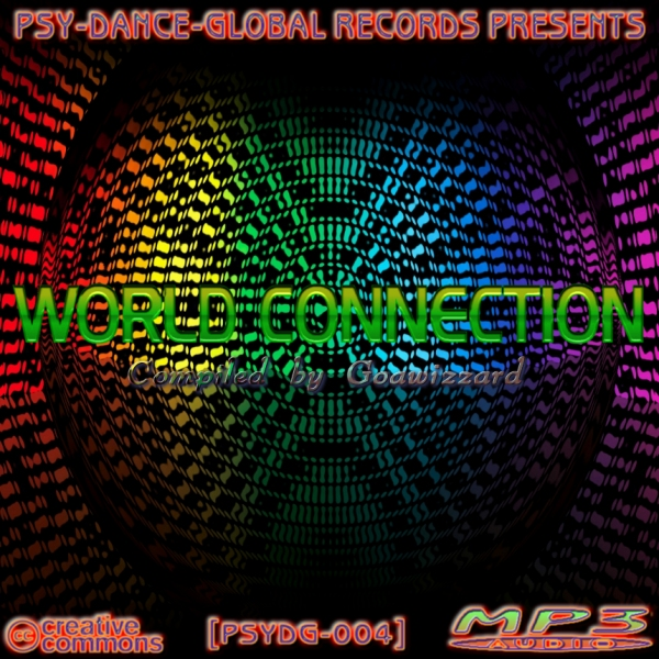 V.A - World Connection [PSYDG-004]