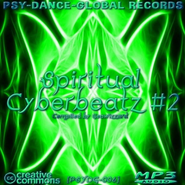 V.A - Spiritual Cyberbeatz 2 [PSYDG-006]