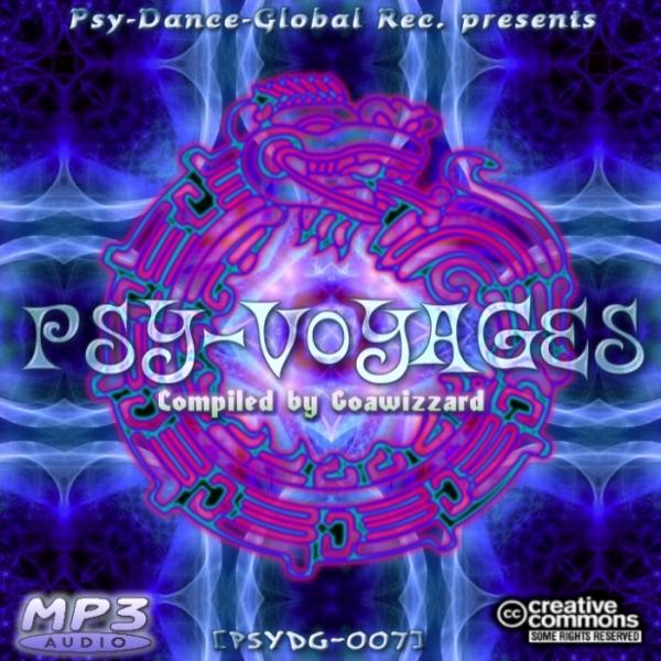 V.A - Psy-Voyages [PSYDG-007]